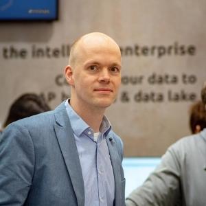 erminas CEO Hilmar Bunjes, Experte in der Digitalisierung