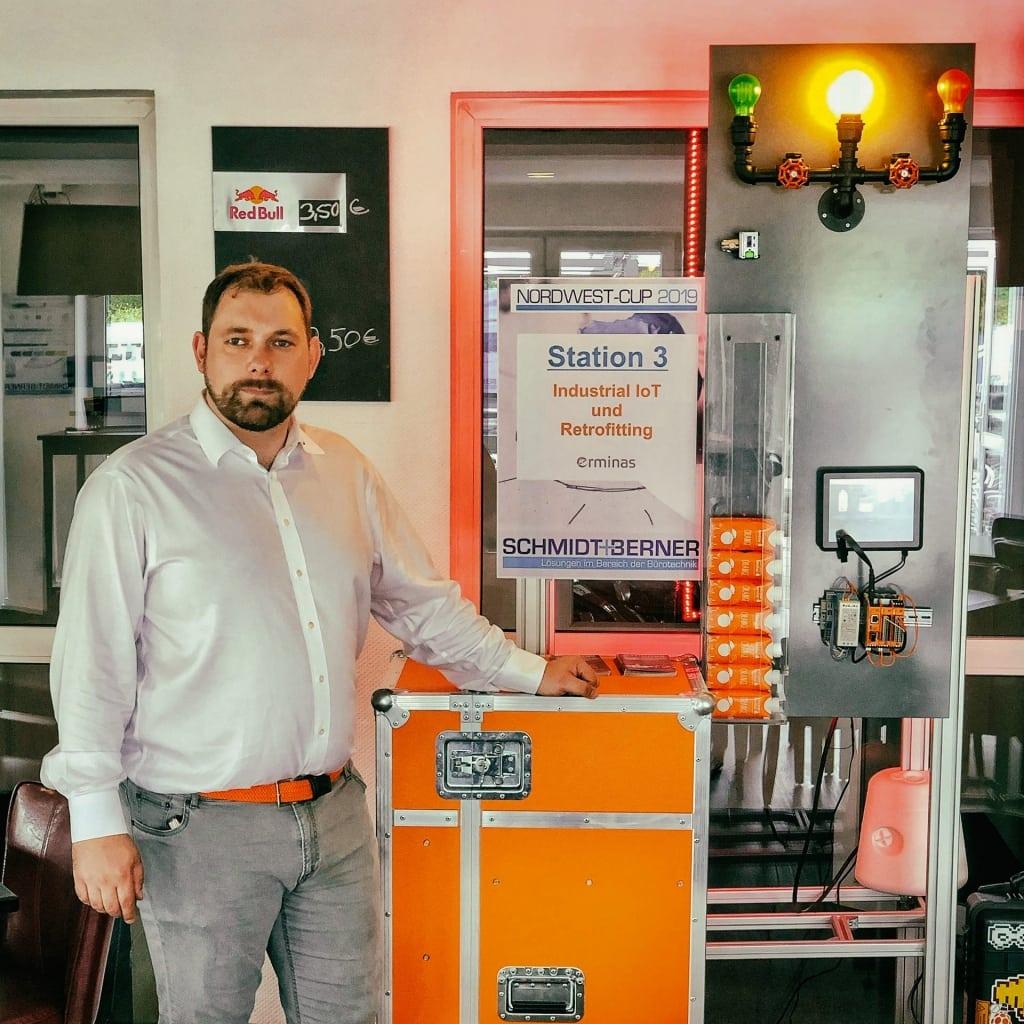 IIoT-Consultant Boris Crismancich