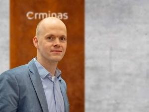 Hilmar Bunjes, CEO der erminas GmbH