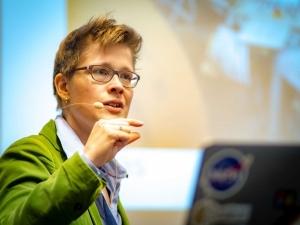 Dr. Yvette Teiken, CTO der erminas GmbH