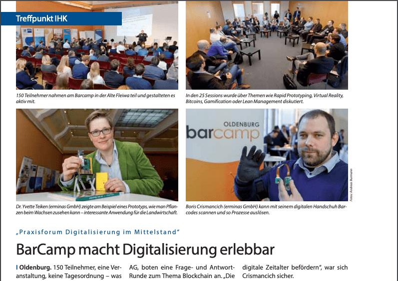 erminas Praxisforum Digitalisierung