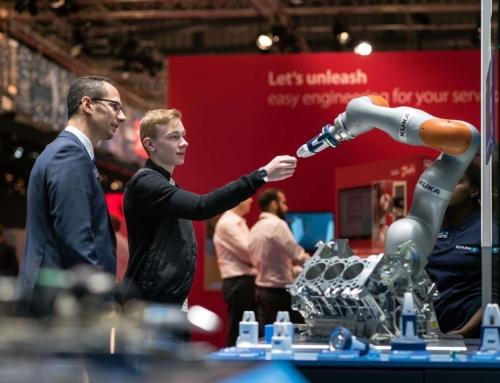 SPS-Messe Nürnberg: Hotspot für alle Digitalisierungsdisziplinen